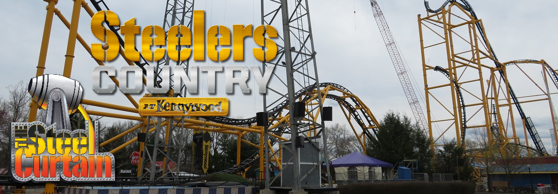 Steel Curtain and Steelers Country Construction Tour!