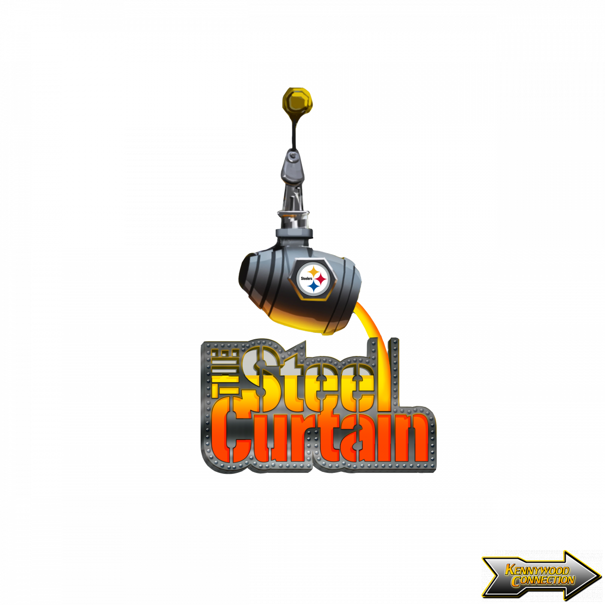 Steel Curtain coaster logo (1)