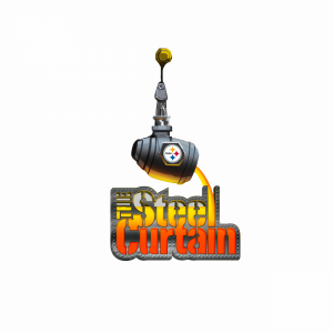 Steel Curtain coaster logo (1)