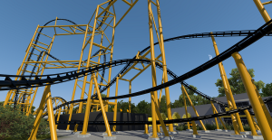 Steel Curtain structure