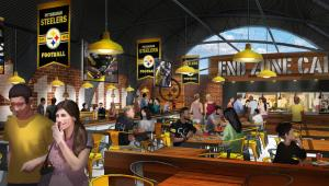 Steelers Country - End Zone Cafe