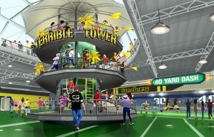 Steelers Country - Steelers Experience - Terrible Tower