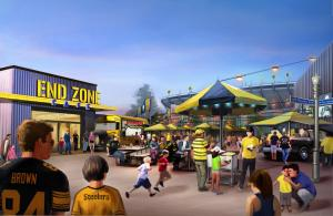 Steelers Country - Tailgate Plaza
